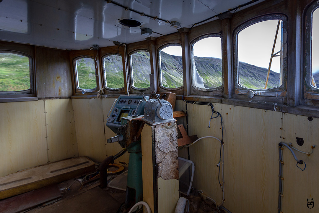 gardar navire abandonné urbex islande