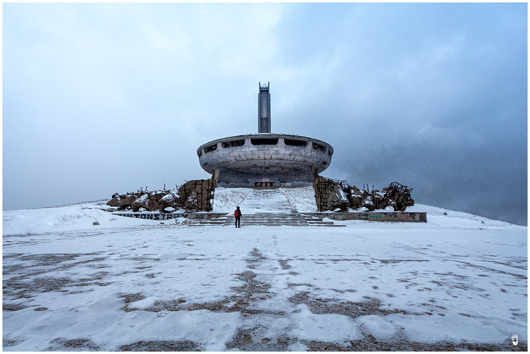 urbex buzludzha exploration batman gogol
